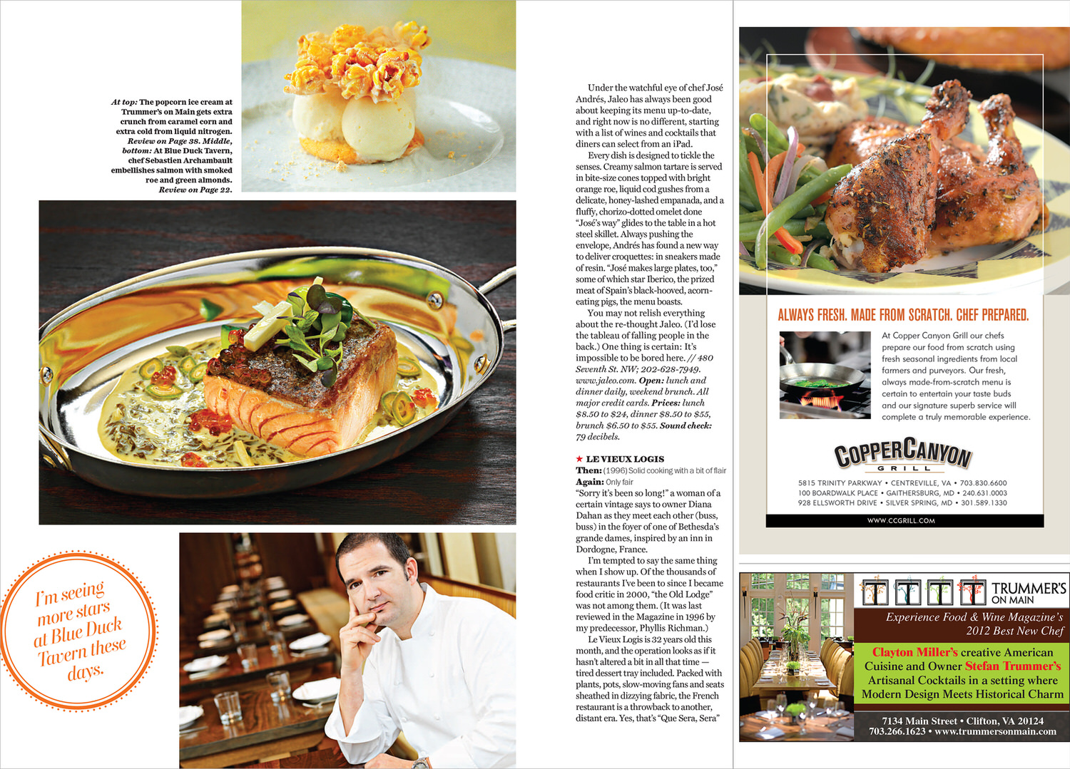 Chef Sebastien Archambault - Florida Editorial Photographer