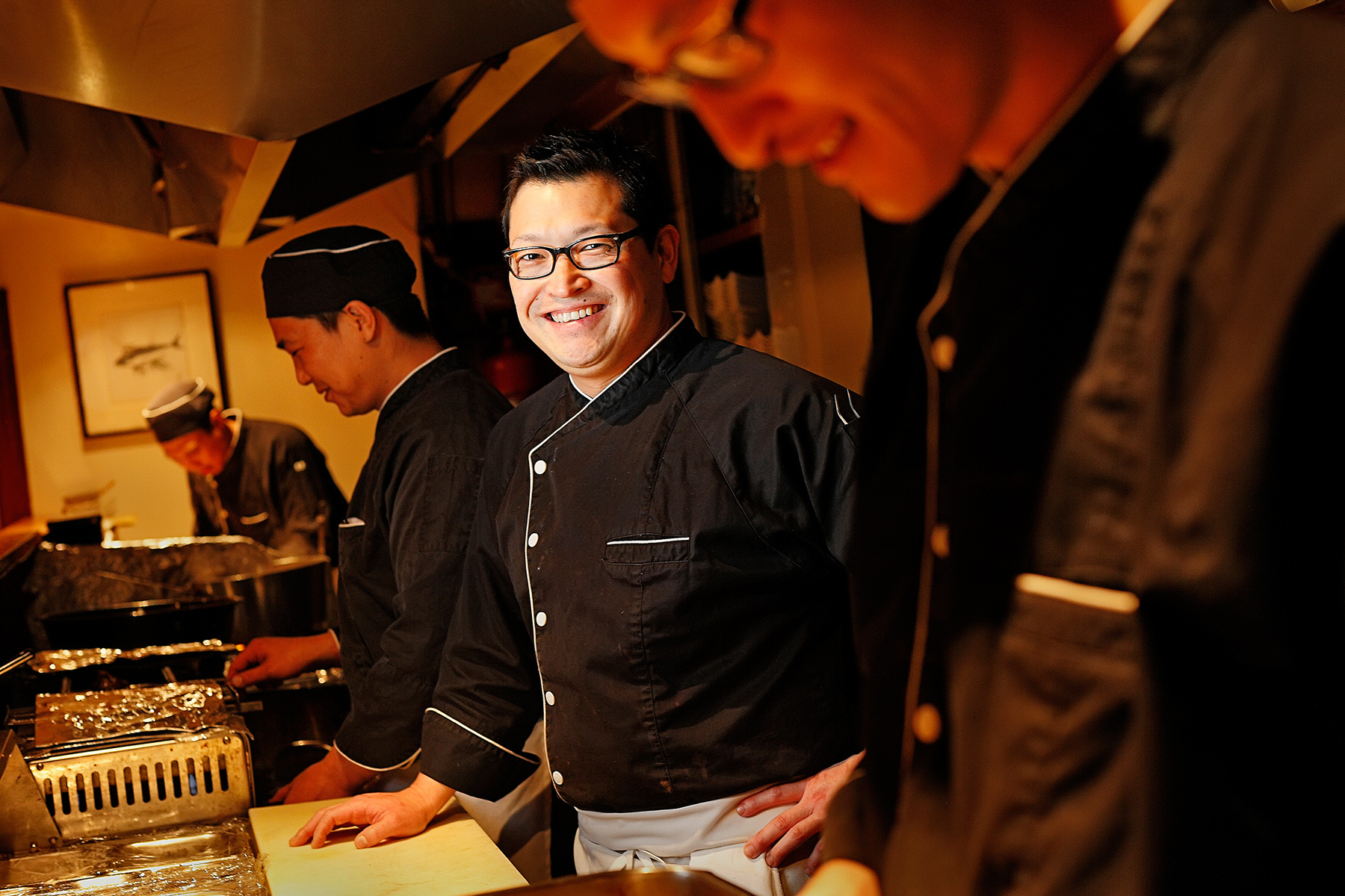 Executive Chef Gene Eoth - Sakedokoro Makoto