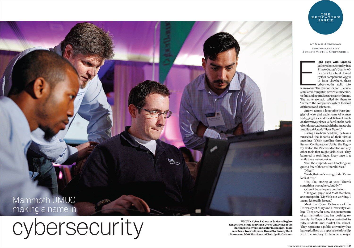 Cybersecurity - Florida Editorial Photographer