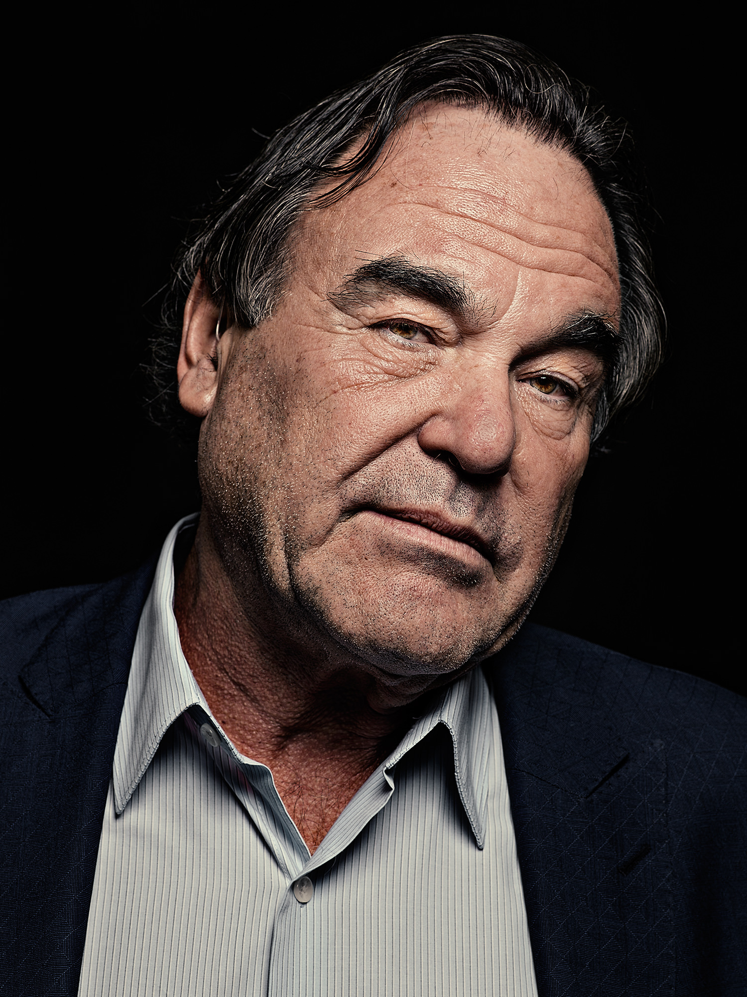 Oliver Stone - American Film Director & Producer